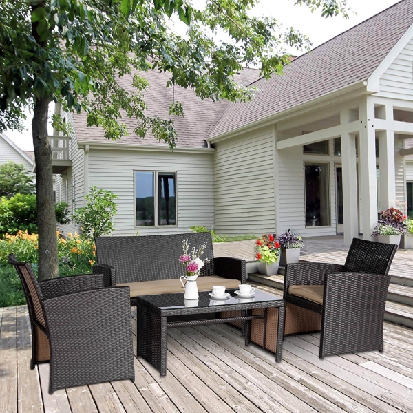 Tips For Choosing Modern Patio Furniture